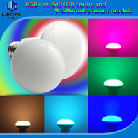 LM102 Par30 br light bulb dimmable color changeable home led wifi light bulb