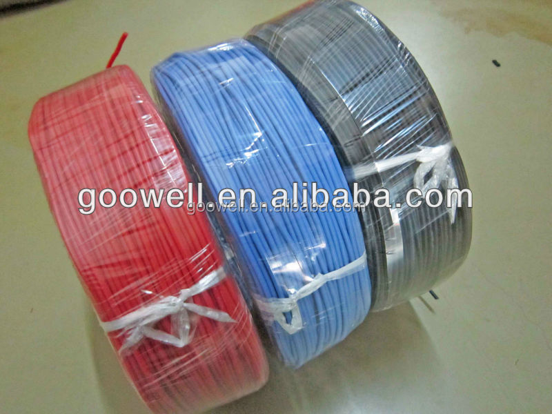 super soft flexible 20AWG silicone rubber insulated cable