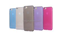 China wholesale customrized clear tpu case cover for iphone 6, fancy fruit design phone case for iphone 6