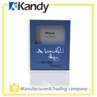Kandy UniK Free sample available labor handmade photo-frame with led light inside