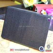 for iPad mini 3 carbon case , high radiation proof carbon fiber material for iPad mini 3