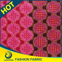 Certified product Attractive Africa Style english wax fabric
