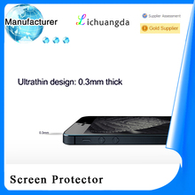 manufacturer newest anti blue light screen guard film for iphone 5/5s samsung galaxy s4/s5 mobile phone accessory ( OEM / ODM )