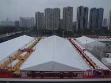 500+people romantic wedding party tent for outdoor