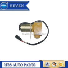 Excavator electrical parts Hydraulic Pump Solenoid Valve for CAT E320 (OE:139-3990)