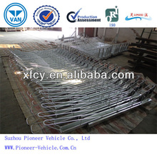 Processing Custom High Quality Double-Decker Bicycle Rack/Bicycle Parking Stand/Bike Parking Rack
