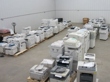 Desk Top Copiers and Printers