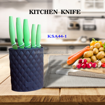 KSA44-1 5pcs high quality kitchen knife set