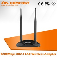 Best Buy COMFAST CF-7500AC 1200Mbps Sofe AP 802.11AC USB Mini Wireless LAN Adapter For Window