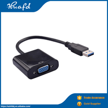Top quality best buy usb 3.0 to vga cable VGA to USB capture in Shenzhen