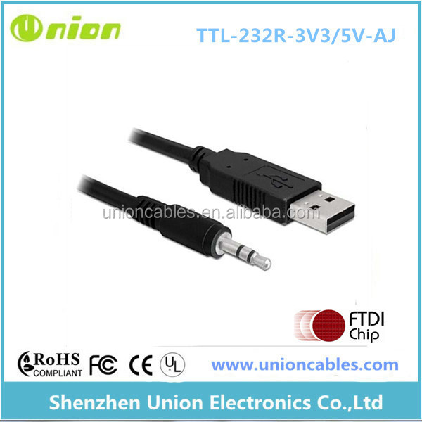 FTDI USB Chipset Two-Way Radio Programming Cable