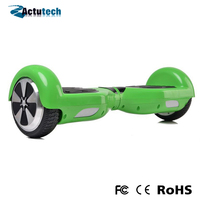 2015 most fashionable 6.5 Smart Balance 2 wheel LED electric scooter self balancing self balancing scooter