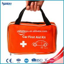 Medical Equipment Car Vehicle First Aid Kit With Ce Fda Iso Approved