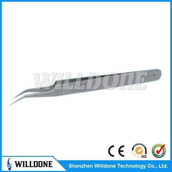 High Quality ESD Stainless Steel Tweezers