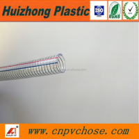PVC Stainless Steel Corrugated Hose