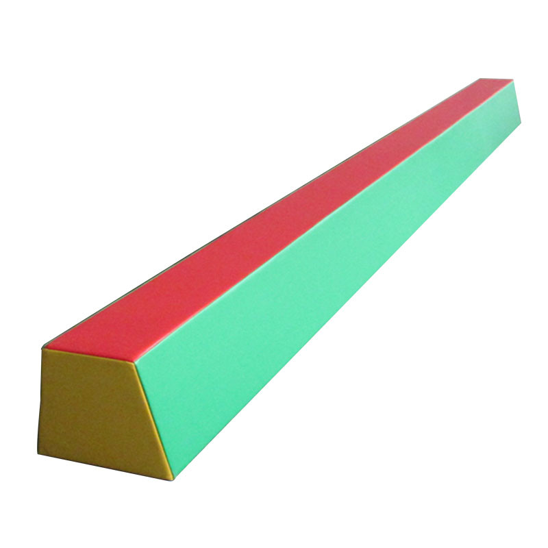 Cheap gymnastics equipment 2m soft balance beam for sale