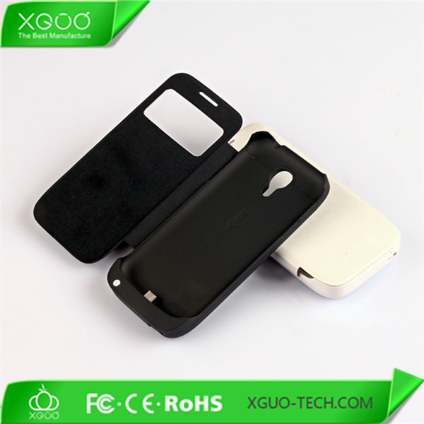 hot sales extended battery case for samsung s4 mini power bank
