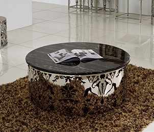 Modern Design Glass Tea Table/Glass Centre Table Designs