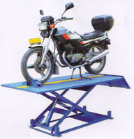 Whosale price CE certificated GQ35M 350kg capacity motorcycle lift stand