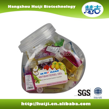 30ml promotional OEM service hand sanitizer(with jar)