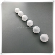 Polypropylene hollow plastic balls roll on balls for cosmetic bottles