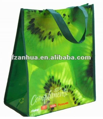 laminated pp woven bags for rice