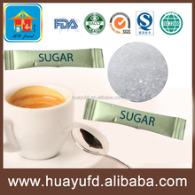 Airline hotel restaurant cafes using sugar sachets wholesale