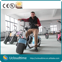 Iharley style electric citycoco 2017 1000w 1500w scooter with CE EEC