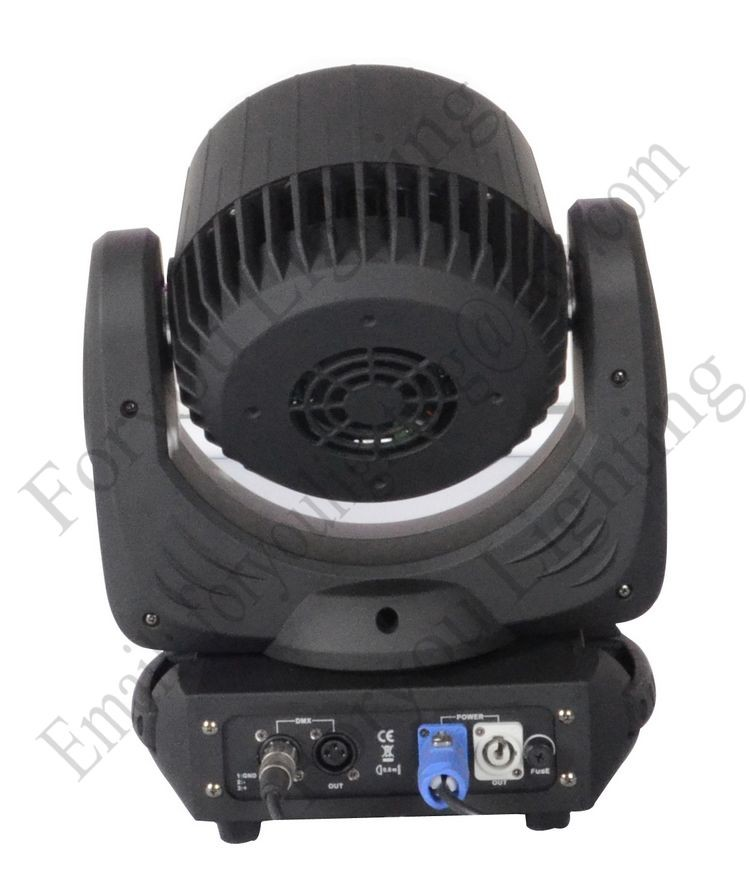American DJ Inno Color Z19 Beam Wash Zoom 3in1 Moving Yoke 19pcs 10W 12W 15W RGBW QUAD LED Moving Head Theatre Studio Light