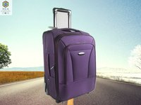 Fashional Purple Color Cabin Trolley Luggage