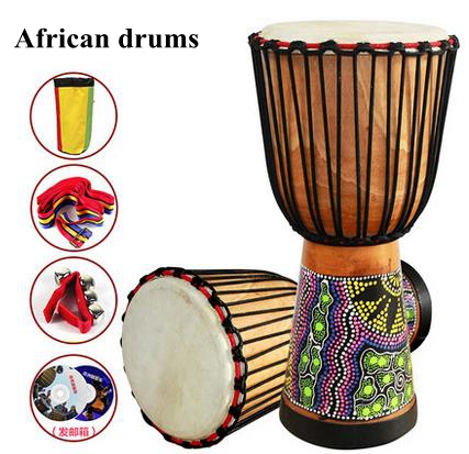 Christmas gift African djembe drum for sale decorative christmas drum djembe drums