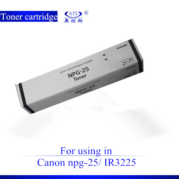 hot selling toner cartridge ir3225 compatible toner cartridge for canon ir2270 2230 2830 3025 2870 china wholesale