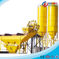 25m3/h Ready Mix Mini Concrete Batching Plant