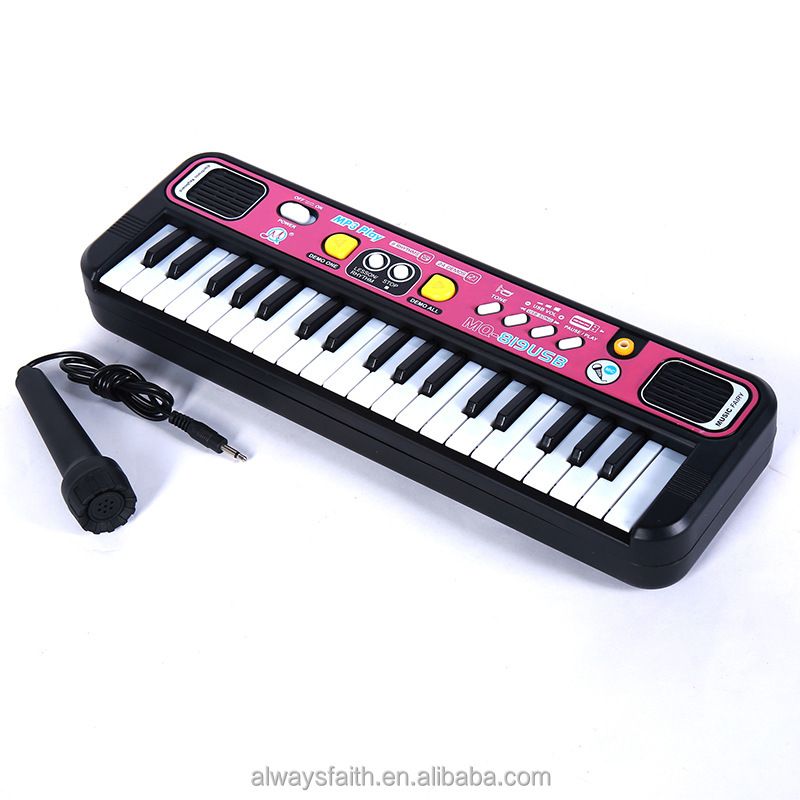 Educational musical instruments children electronic organ toys