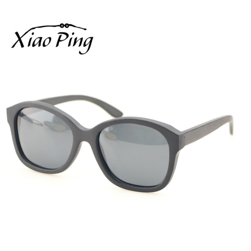 Special design Wholesale made in china custom logo polarized 2018 wooden bamboo sunglasses
