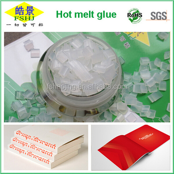 Book binding hot melt adhesive Side binding