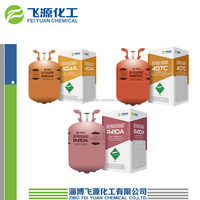 Factory Providing Refrigerant Gas R134A R404a