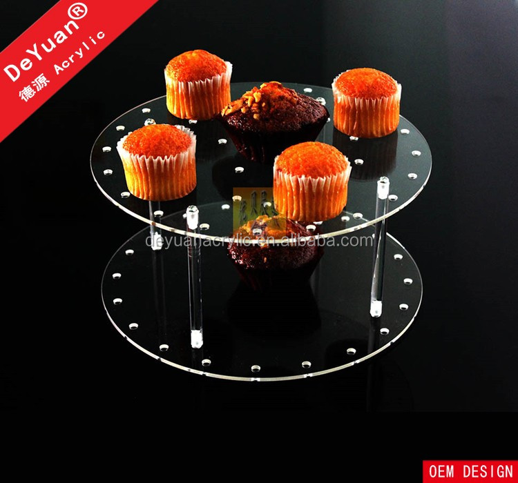 Cheap Cake Stand Wholesale / Small Cake Stand Round Shape