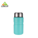 Hot product 750ml stainless steel printed thermos keep the hot food lunch box