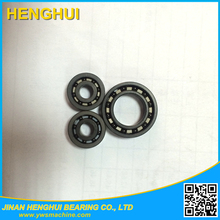 High Quality Open type Si3N4 5*11*4mm full ceramic ball bearing MR115