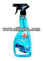 Car glass cleaning liquid
