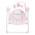 Wholesale Unique Factory High Quality Baby Swing folding baby electric cradle swing wholesale baby bassinet with remote control