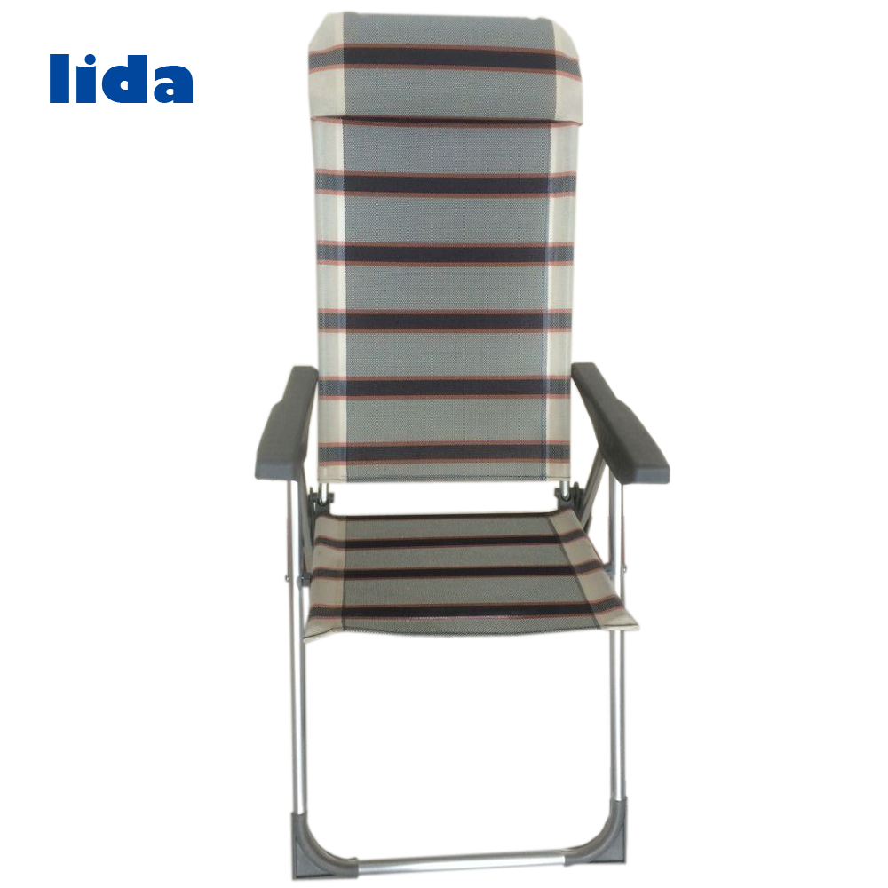 Hot sell Outdoor elderly leisure folding beach arm chair