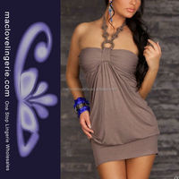 ML17754 Hot Sale A Grade Exquisite Ladies Short Sexy Club Wear Oriental Dresses