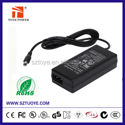 35W 45W 65W 5-24V 1-6A universal ac to dc external laptop power supply for LED Light