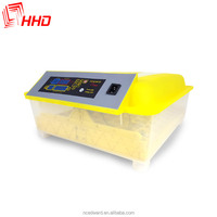 CE Marked 48 eggs automatic cheap orbital shaker incubator price for sale