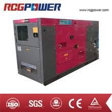 Promotion Powered 53kw Silent Canopy Denyo Generator