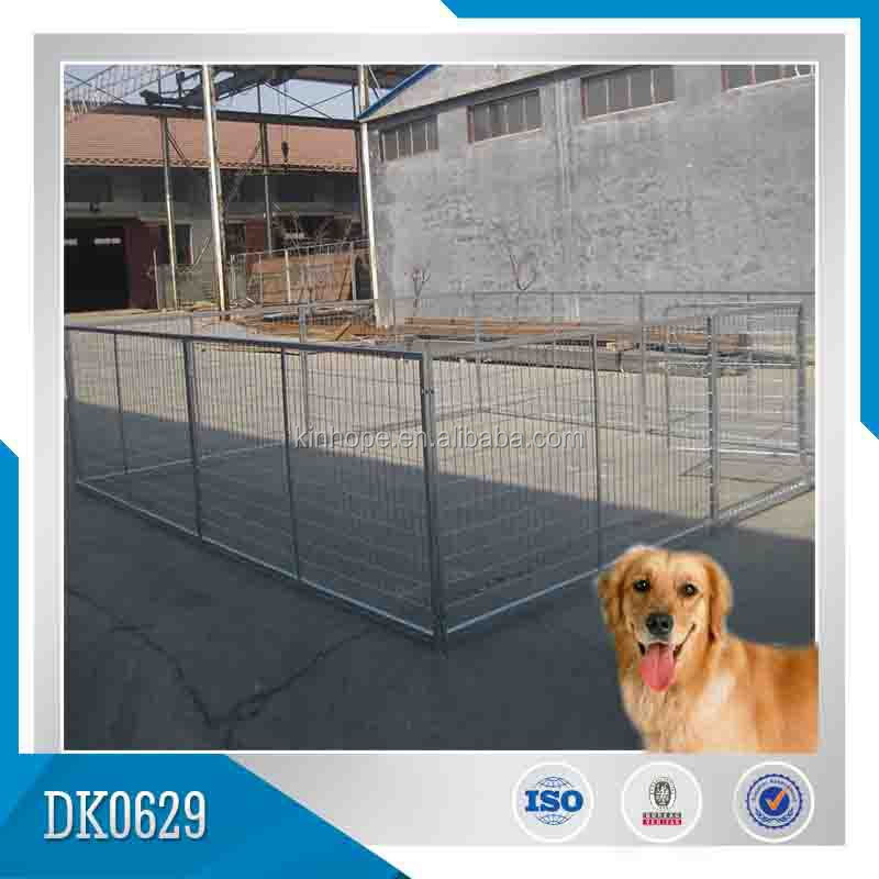 Chain Link Medium Garden Dog Kennel