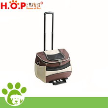 Professional Factory High Quality Dog Trolley Houses for Large Dogs,Dog Accessories 2016