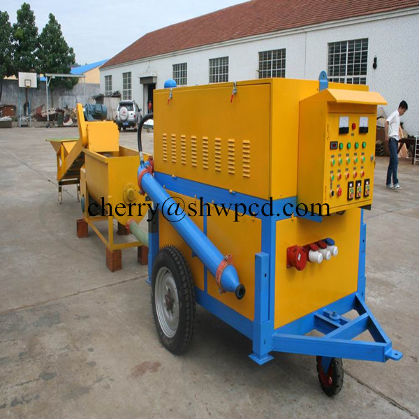 The Professional Factory Cement Foamed Brick Making Machine